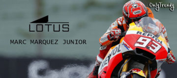 Lotus Marc Marquez Junior para Niño