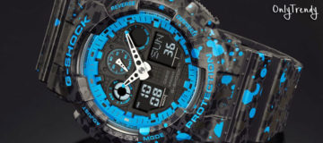 Casio G-Shock GA 100