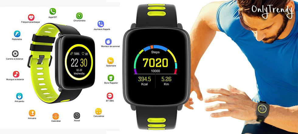 Willful Smartwatch SW018